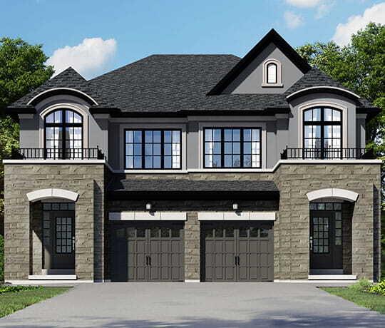 Semi Detached Homes | Model Highlight | The Indigo