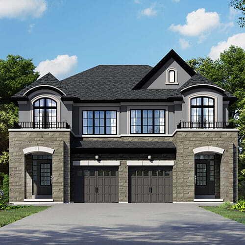 Semi Detached Homes   Model Highlight   The Indigo