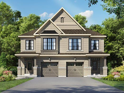 The Merlin | Elevation A | 2502A